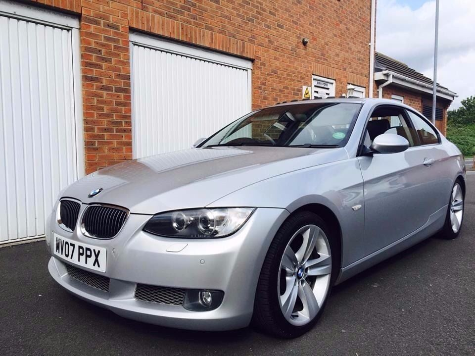 BMW Series Coupe I Petrol Twin Turbo Bhp Auto - 07 bmw 335i twin turbo