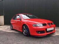 2005 Seat Leon FR Cupra R TDI [NOT Audi A3 A4 BMW 320D 330D VW Golf Bora Toledo Honda Civic Type R]
