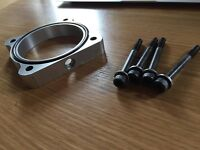 TFSI methanol injection throttle body spacer