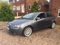 Audi A3, 2007, 161000 ml lovely car