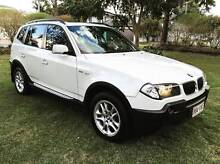 2004 BMW X3 3.0i REGO RWC TOP OF A RANGE AUTO LOW K'S  Hollywell Gold Coast North Preview