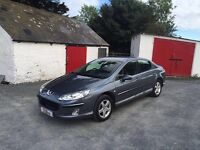 2005 PEUGEOT 407 SE HDI 1.6 FOR SALE
