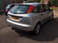 FORD FOCUS Y REG 2.0 ESP DRIVES SUPERB LONG MOT