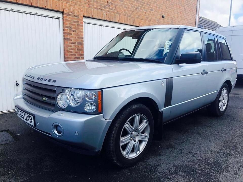 2006 55 Land Rover Range Rover Vogue Hse 4 4 V8 Petrol 90k border=