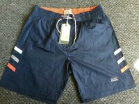Hugo boss summer shorts for men's brand new waterproof with pockets