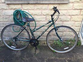 Women's Raleigh Pioneer Bicycle