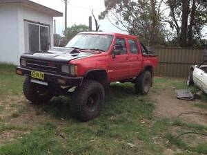 1984 Toyota Hilux Ute Nowra Nowra-Bomaderry Preview