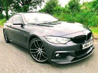 2014 BMW 420D M SPORT AUTO****M Performance Kit****