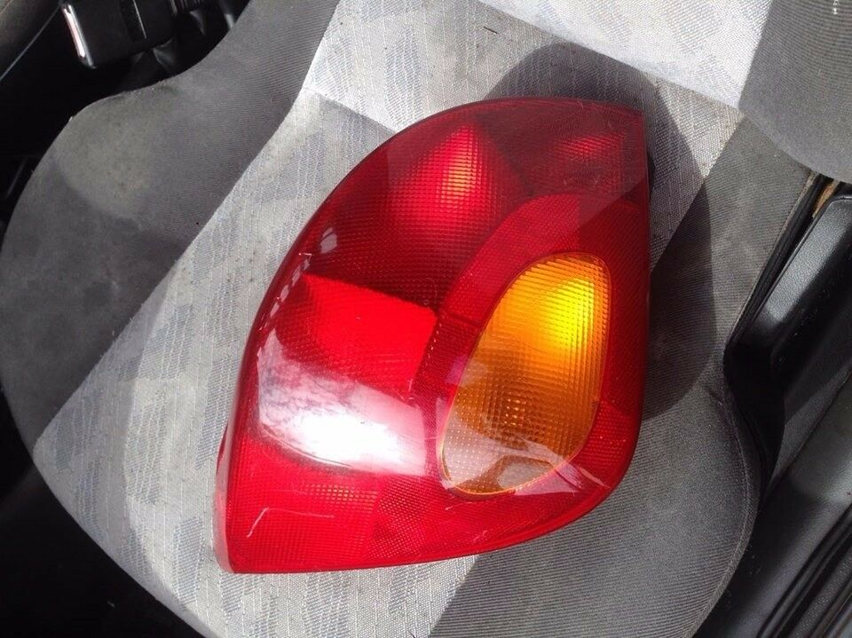 Ford Fiesta mk4/mk5 rear euro light