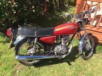 Honda CG 125 motorbike motorcycle 125cc Japan Made