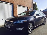 2009 09 Ford Mondeo Zetec 2.0 TDCI++Cat D Repaired++109k not passat 1.9 tdi vectra insignia a4 a6
