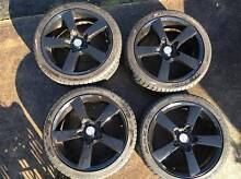 2007 Mazda RX-8 Alloy Wheels x 4  18x8  ET50 Galston Hornsby Area Preview