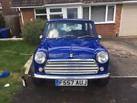 Classic Austin mini 1000 city E for sale