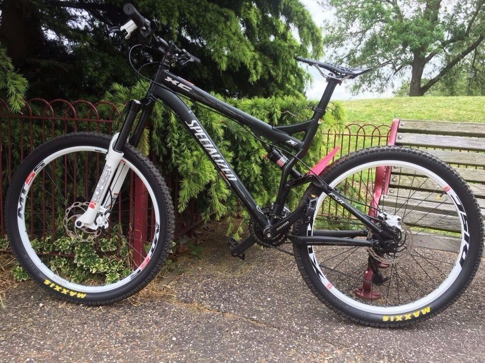 Mountain bike specialized a1 xc fsr full suspension great ...