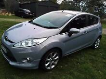 2011 Ford Fiesta Hatchback Cootamundra Cootamundra Area Preview
