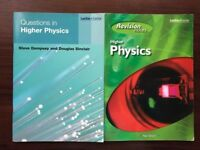 Higher Physics collection of Past Papers and Revision Material