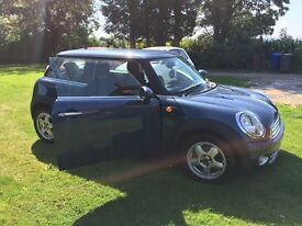 *price negotiable* Mini Hatch 1.6 One 3dR. 2 owners from new. Low milage. 7 months MOT.