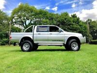 Mitsubishi L200 pick up Monster truck 4x4 not izuzu hilux