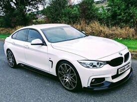 2015 BMW 420D M SPORT GRAN COUPE 4d AUTO ****FINANCE AVAILABLE****