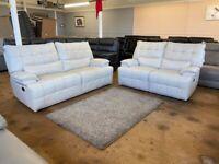 Sofology ex display recliner sofas