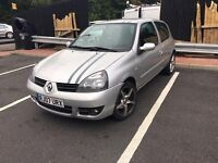 Renault Clio Sport Urgent for Sale!!!