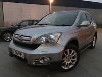 2008 08 Honda CR-V New Shape EX 2.2 CTDI++SATNAV++PAN ROOF++RVRS CAM Not accord rav4 kuga tiguan tdi