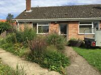 Looking to swap/exchange/chain 2bed bungalow for 2/3 bed house/bungalow *must have good size garden*