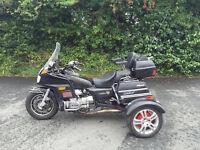 Honda Gold Wing Aspencade Trike