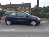 Renault Clio Grande 2001 £525