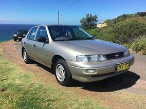 1997 Kia Mentor Hatchback - EXTREMELY LOW KM'S Newcastle Newcastle Area Preview