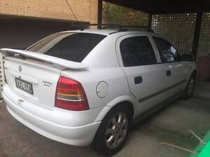 2001 Holden Astra Hatchback Gosford Gosford Area Preview