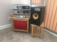 Roksan Kandy K2 Amplifier, CD Player and BW speakers *AMAZING VALUE*