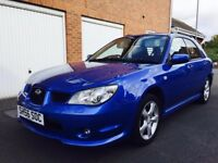 2007 56 Subaru Impreza Wagon Sport R 2.0 Petrol **Auto** FSH+Low Miles not forester legacy outback