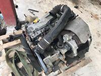 Land Rover Defender TD5 15P engine