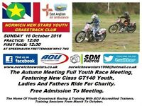 Norwich New Stars Youth Autumn Grasstrack Meeting