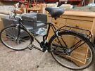 Italian bombi retro style bicycle