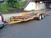 CAR TRAILER WANTED Lugarno Hurstville Area Preview