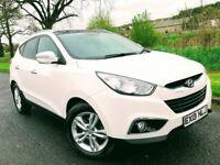 2013 Hyundai IX35 CRDI 2WD PREMIUM****FINANCE FROM FROM £54 PER WEEK****