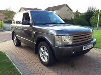 **2002 Land Rover Range Rover HSE L322 3.0 TD6 Automatic In Grey - Not Vogue Sport 4x4**