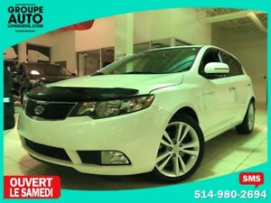 2013 Kia Forte SX 5 PTS/ TOIT OUVRANT / CUIR / BLUETOOTH / MAGS