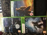 XBOX 360 Games - Various from £2.00