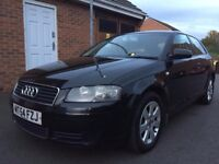2004 54 Audi A3 2.0 TDI**Spares Or Repairs**200k**Full Leather**not golf 1.9 a4 passat astra polo a6