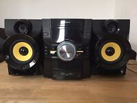 200W Mini Sound System - Fully Boxed and New! (circuit board fault)