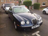 2006 Jaguar S-Type 3.0 V6 Automatic - Full MOT & Road Tax - Low Mileage - Excellent Condition