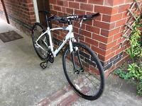 Calibre Filter Flat-Bar Road Bike