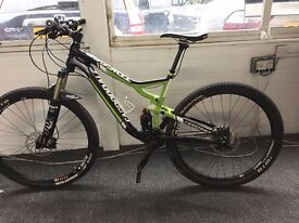 2014 cannondale trigger