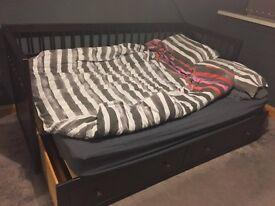 IKEA Double/Single Bed Frame