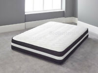 (FREE SAME DAY DELIVERY) - Brand New Orthopaedic Double Mattress