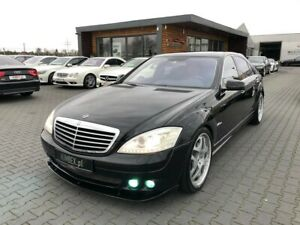 Mercedes-Benz S 55/S MKB DESIGN -430 PS-  ONLY 44700 km  VOLL