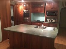 Complete Timber Kitchen With Appliances St Helena Banyule Area Preview